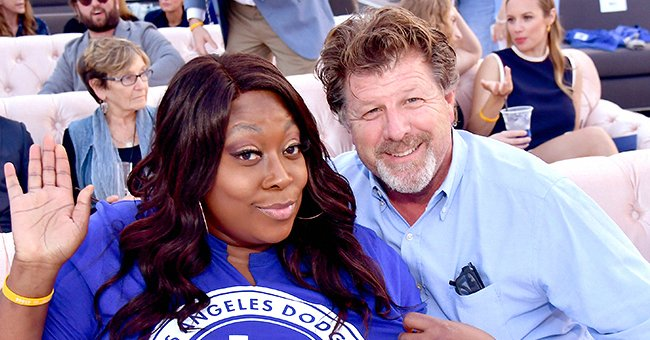 Loni Love from 'The Real' & Boyfriend James Welsh Celebrated Valentine's Day with Sweet Posts for Each Other