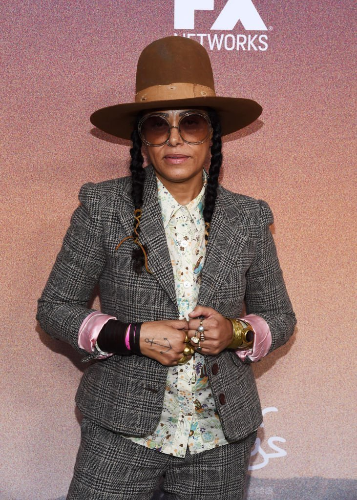 """Cree Summer at a red carpet event for Season 3 of """"Better Things"""". 