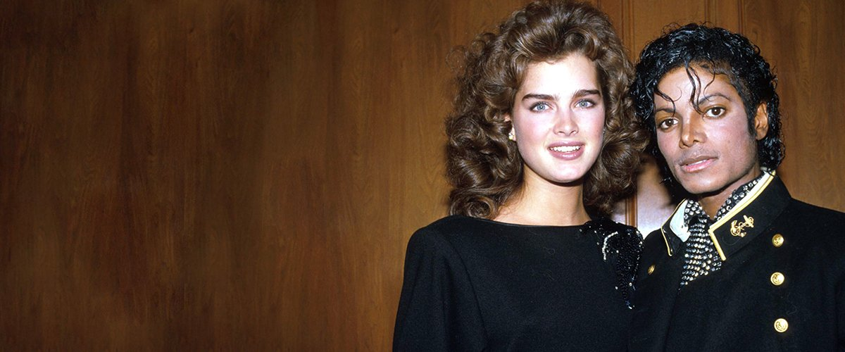 Brooke Shields Was 13 When She Met Michael Jackson — inside Their Special Relationship