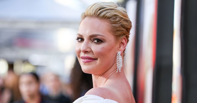 Katherine Heigl Says Adopted Daughters Nancy & Adalaide Have Many Questions about Their Birth