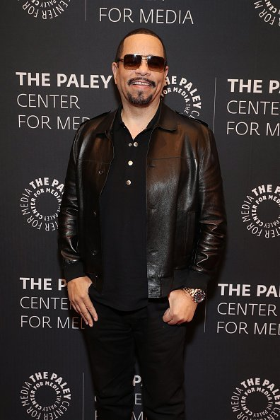 Ice T at the Paley Center for Media, September 25, 2019 | Photo: Getty Images