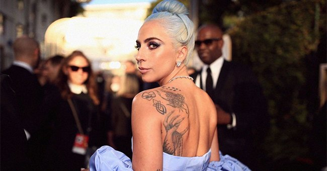 Lady Gaga at the 76th Annual Golden Globe Awards in The Beverly Hilton Hotel on January 6, 2019. | Photo: Getty Images