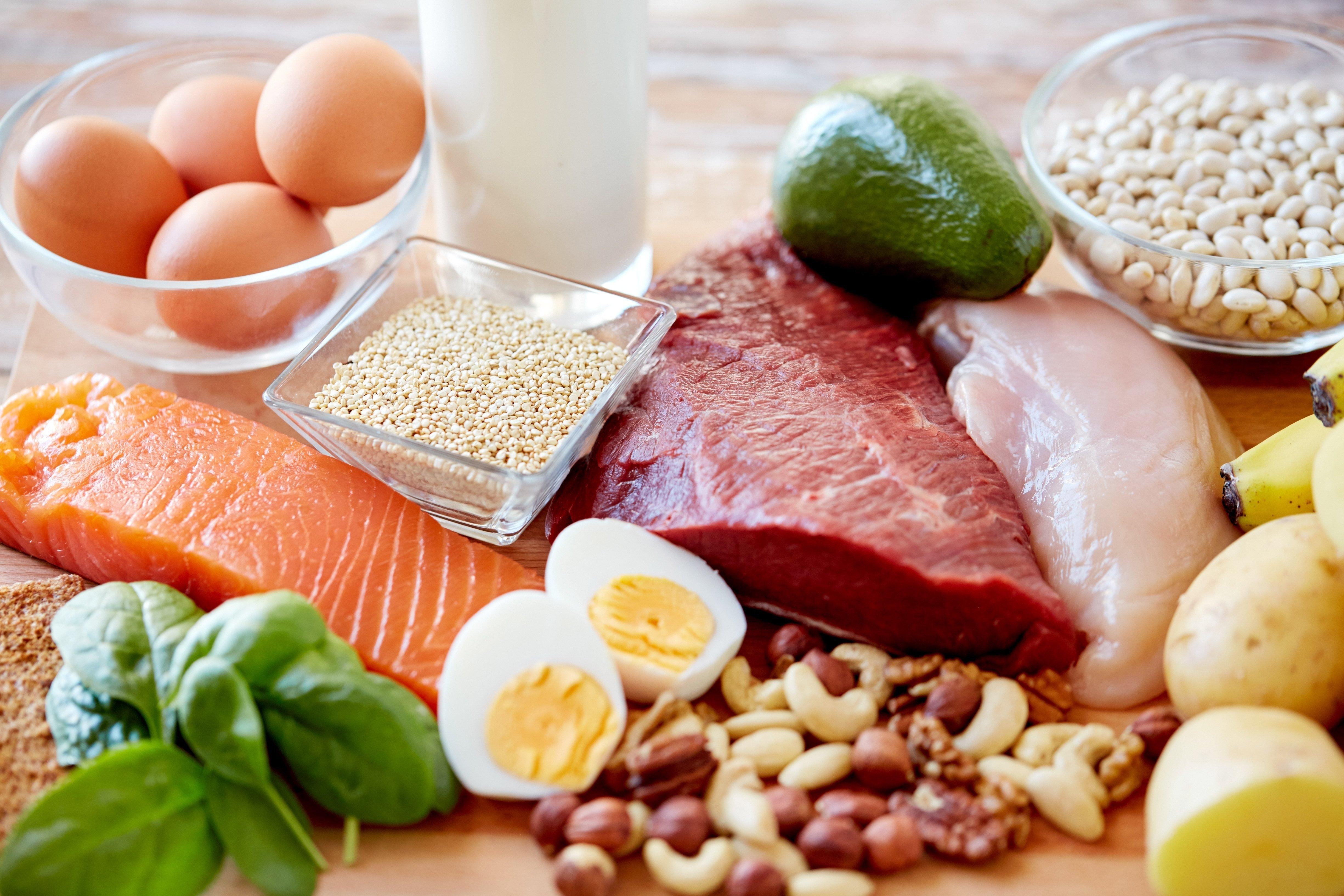 Balanced diet. | Source: Shutterstock