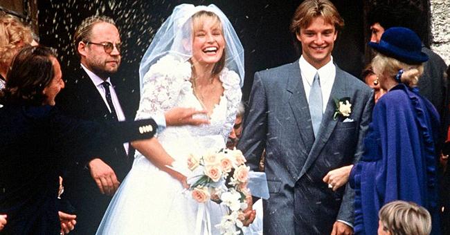 La décès survenue le lendemain du mariage de David Hallyday et Estelle Lefébure en 1989