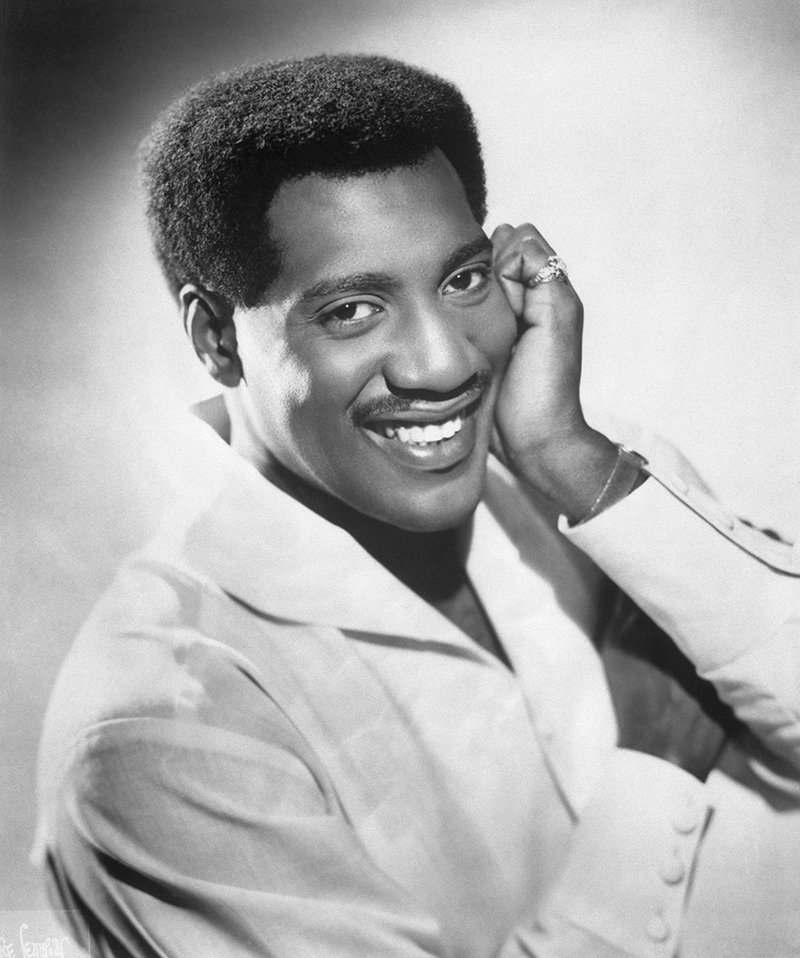 Recording artist Otis Redding in a publicity handout for Stax Records circa 1962. I Image: Getty Images.