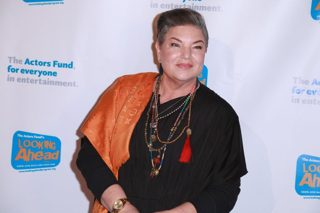 """Actress Mindy Cohn attends The Actors Fund's 2017 Looking Ahead Awards Honoring The Youth Cast Of NBC's """"This Is Us"""" at Taglyan Complex on December 5, 2017 