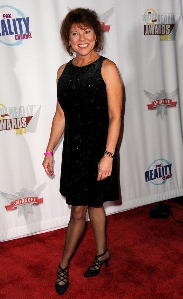 Erin Moran arrives at the Fox Reality Channel Really Awards at the Avalon Hollywood club on September 24, 2008, in Hollywood California. | Source: Getty Images
