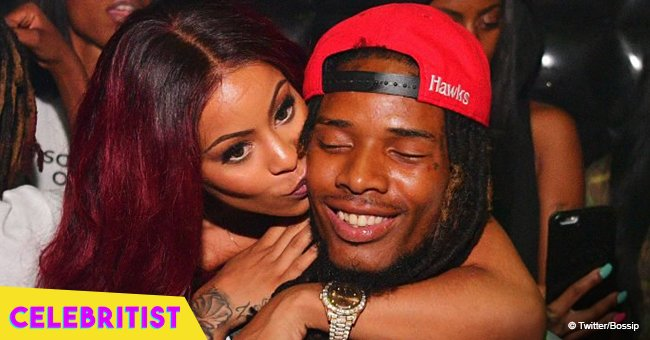 Fetty Wap and Alexis Skyy's daughter looks healthier than ever after being born 3 months early