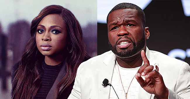 50 Cent Says He Is Sorry for Making Fun of 'Power' Co-Star Naturi Naughton in a Meme
