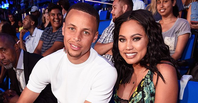 Ayesha and Steph Curry's Adorable Daughters Riley & Ryan Look like Twins in This Candid Photo