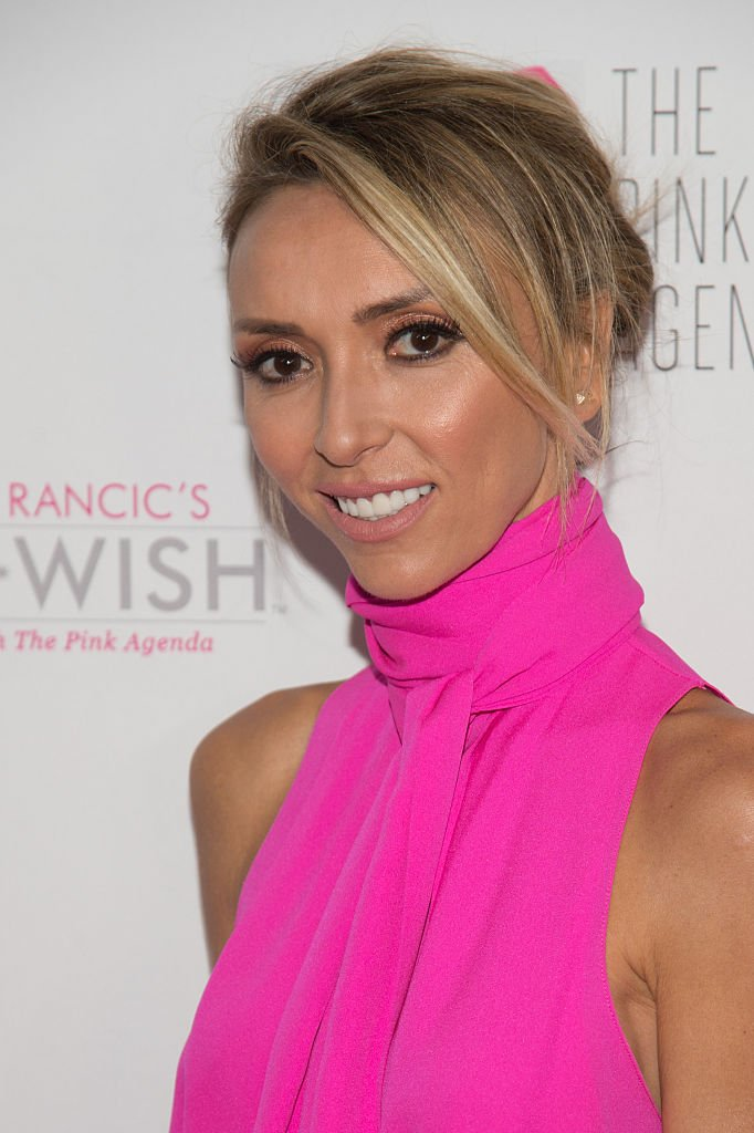 Guiliana Rancic at The Pink Agenda 2016 Gala at Three Sixty on October 13, 2016 in New York City | Photo: Getty Images