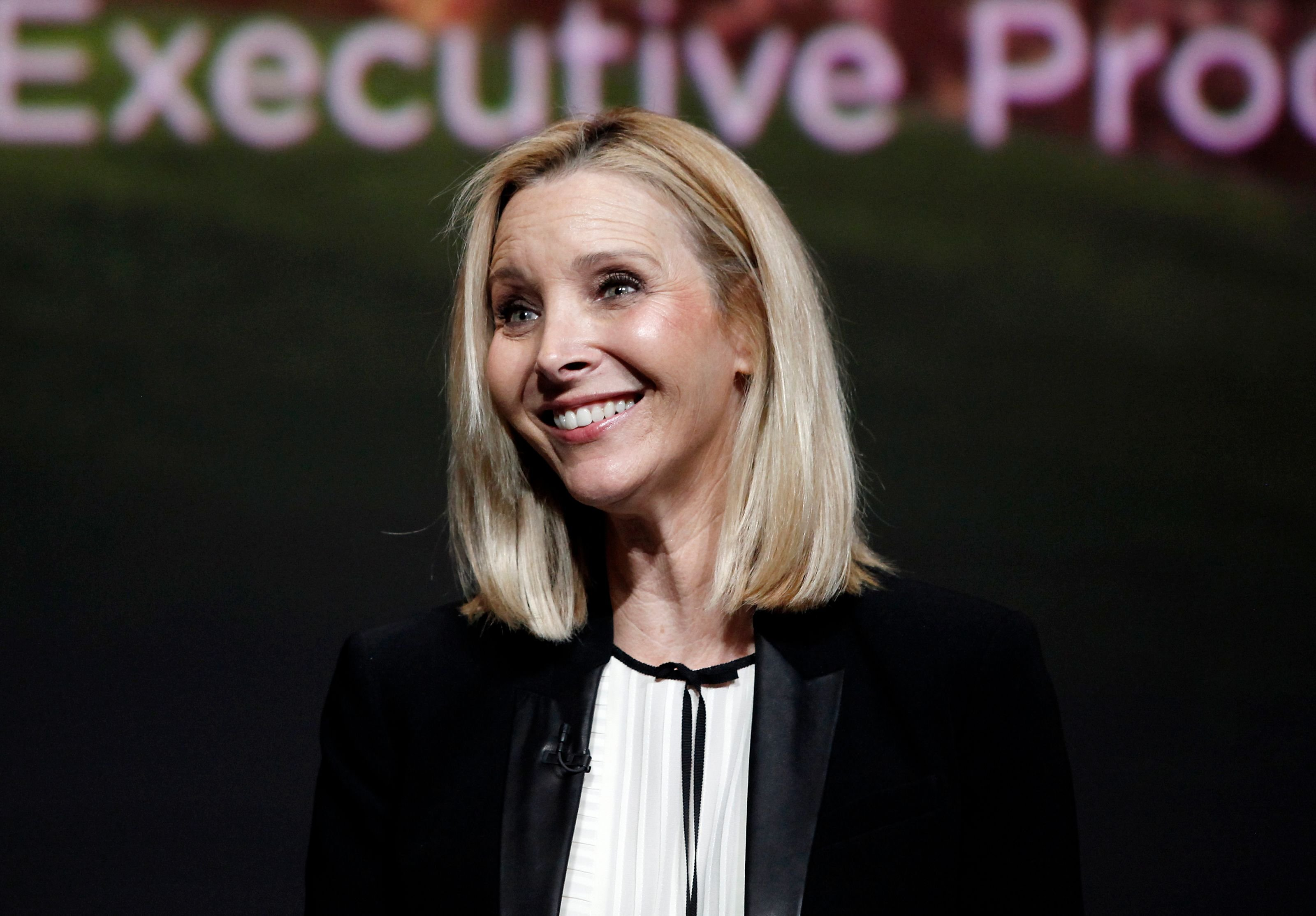 Lisa Kudrow at the 'Who Do You Think You Are?' FYC Event at Wolf Theatre on June 5, 2018 in North Hollywood, California. | Photo: Getty Images