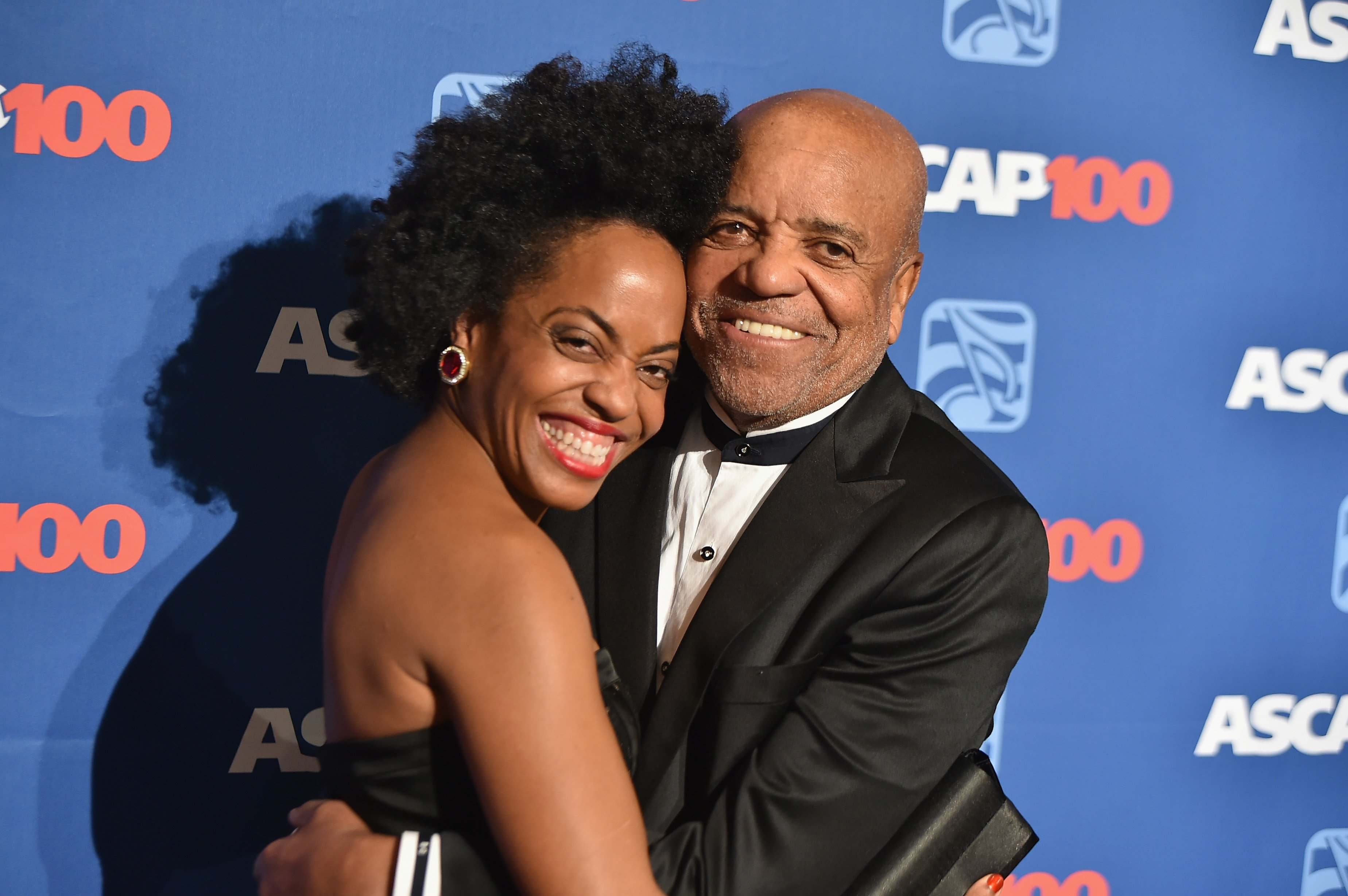 Rhonda Ross Kendrick and Berry Gordy attend the ASCAP Centennial Awards at Waldorf Astoria Hotel on November 17, 2014. | Photo: GettyImages