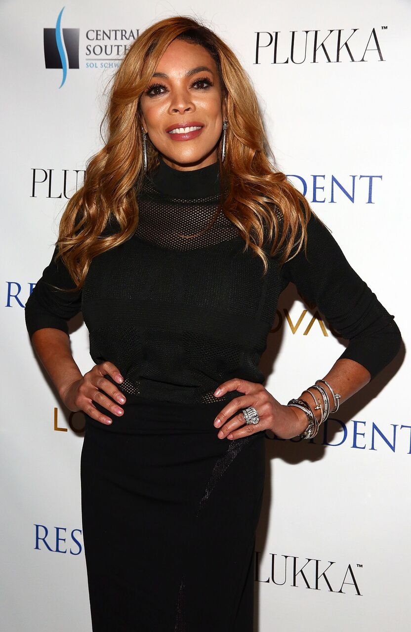 Wendy Williams at the Resident Magazine celebration. | Source: Getty Images