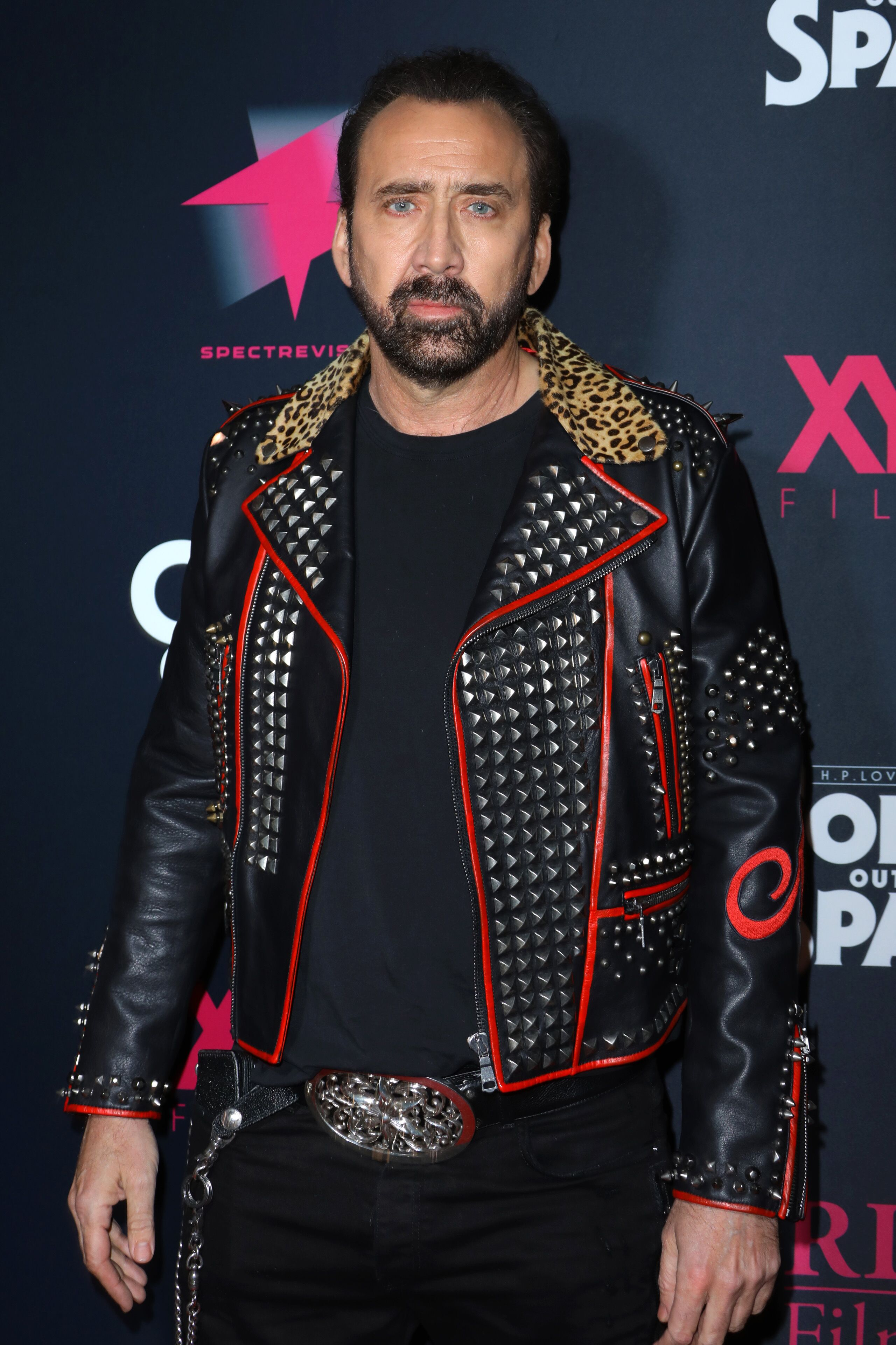 """Nicolas Cage attends the screening of """"Color Out Of Space"""" at the Vista Theatre on January 14, 2020 in Los Angeles, California   Photo: Getty Images"""