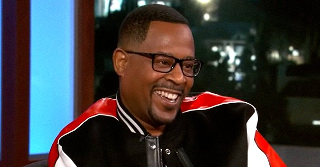 Martin Lawrence's Ex-wife Pat Smith Looks Youthful Sporting Blonde Hair & a Leather Jacket