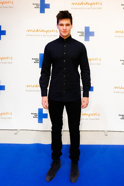 Wincent Weiss, Berlin, 2015   Quelle: Getty Images