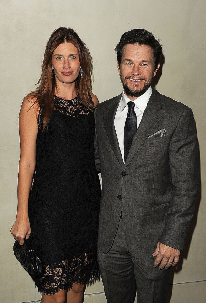 Mark Wahlberg and wife I Image: Getty Images