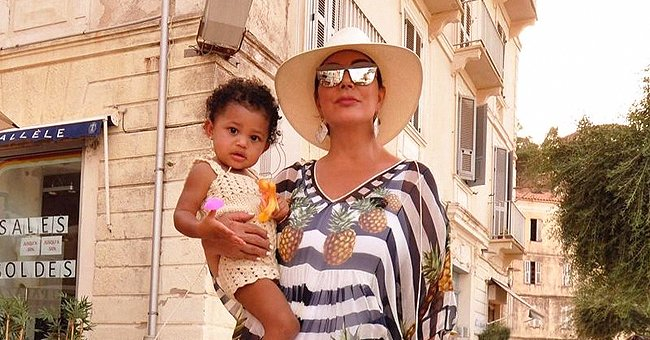 Kris Jenner Proves Stormi Is a Fashionista like Her Grandma with These Sweet Snaps on Her B-Day