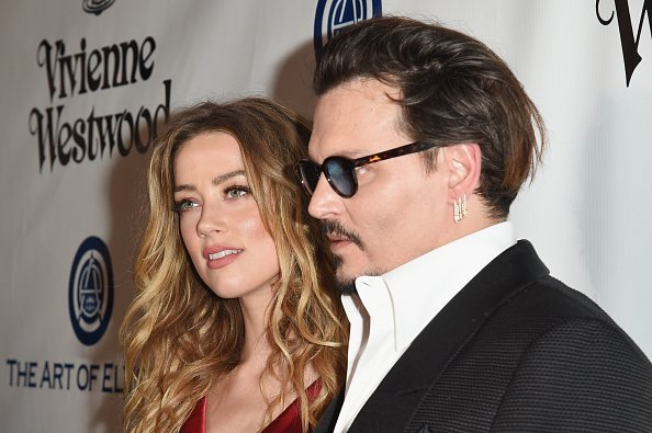Johnny Depp und Amber Heard, Culver City, 2016 | Quelle: Getty Images