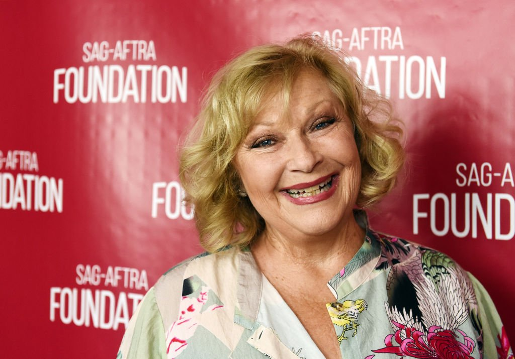 Actress Beth Maitland at the SAG-AFTRA Foundation Screening Room on April 18, 2019 in Los Angeles, California.   Photo: Getty Images