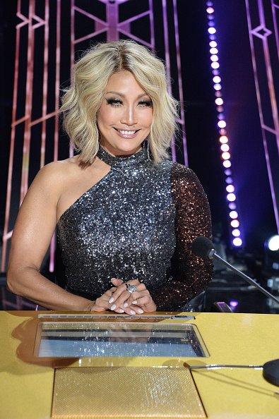 "Carrie Ann Inaba during the Season 29 of ABC's ""Dancing With the Stars"" on October 5, 2020. 
