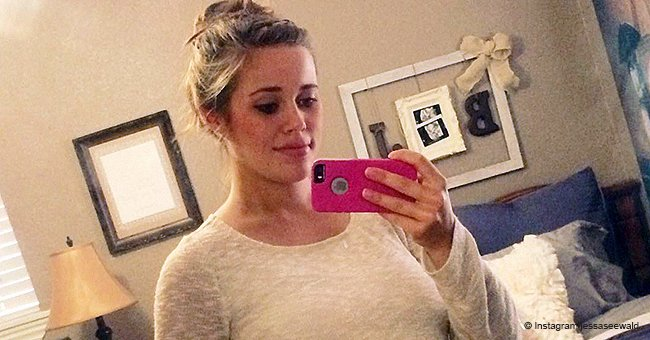Jessa Duggar Shows off Baby Bump as She Mourns Sister-in-Law's Miscarriage in a Touching Message