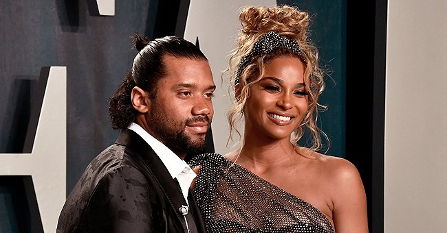 Ciara Pampers Husband Russell Wilson with Sumptuous Dishes on His 32nd Birthday — See the Videos