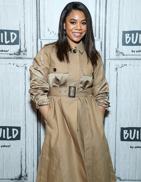 Regina Hall at Build Studio on March 12, 2020 in New York City. | Photo: Getty Images