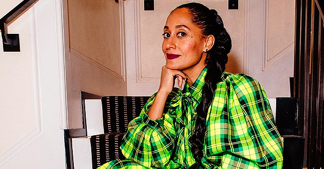 Tracee Ellis Ross Shares Sneak Peek of Princess Jasmine Outfit for 'Black-Ish' Halloween Episode