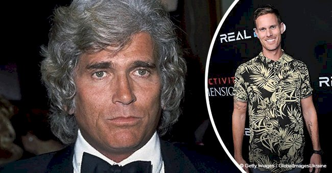Michael Landon's Handsome Gay Son Is the Proud Father of a Cute Boy