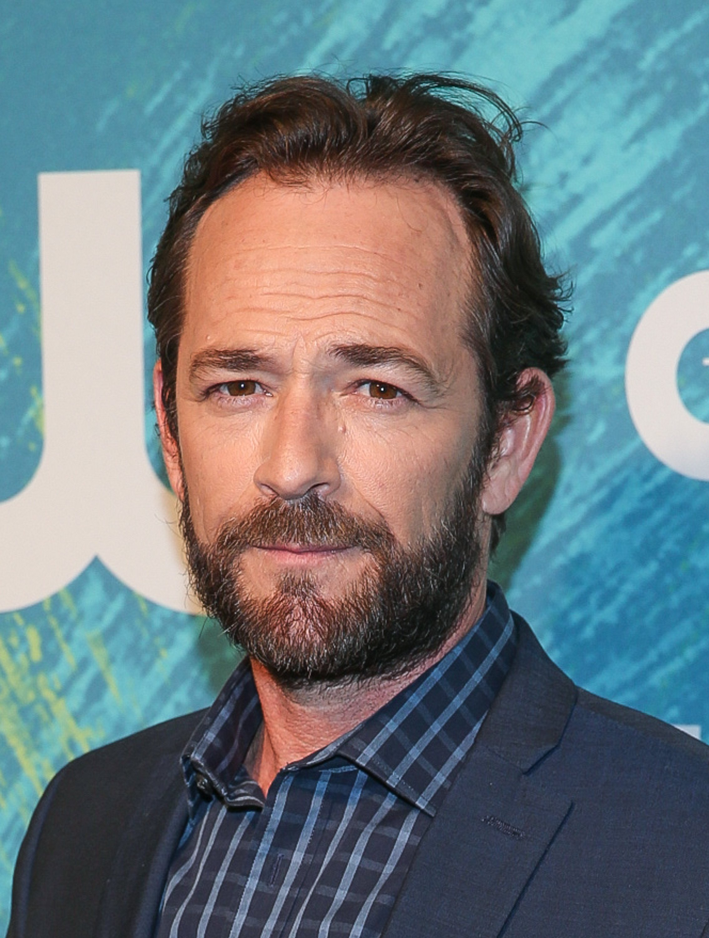 Luke Perry the CW Network's 2016 New York Upfront