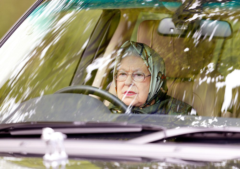 Queen Elizabeth II. I Image: Getty Images.