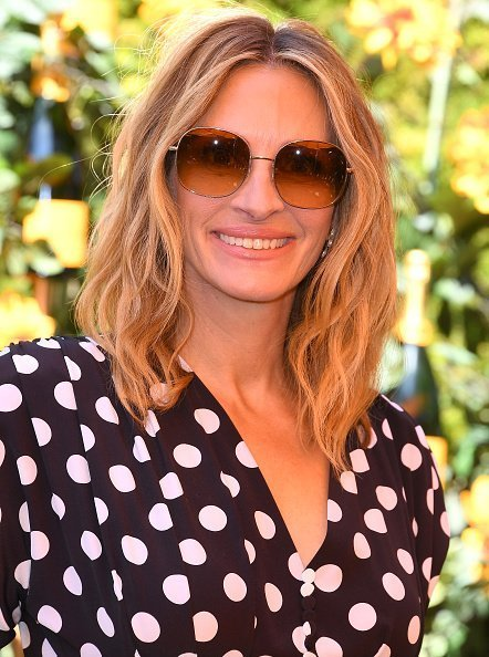 Julia Roberts at the 10th Annual Veuve Clicquot Polo Classic Los Angeles in Pacific Palisades, California. | Photo: Getty Images.
