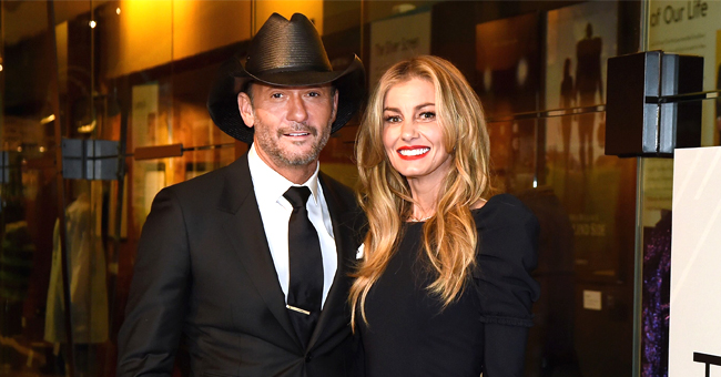 'Thought about You' Singer Tim McGraw Shares Photo of Wife Faith Hill on Her 52nd Birthday