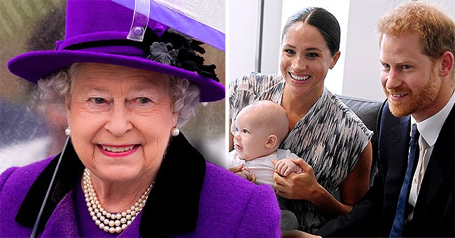 Closer Weekly: Queen Elizabeth Wants to See Grandson Prince Harry Happy and Settled despite Megxit