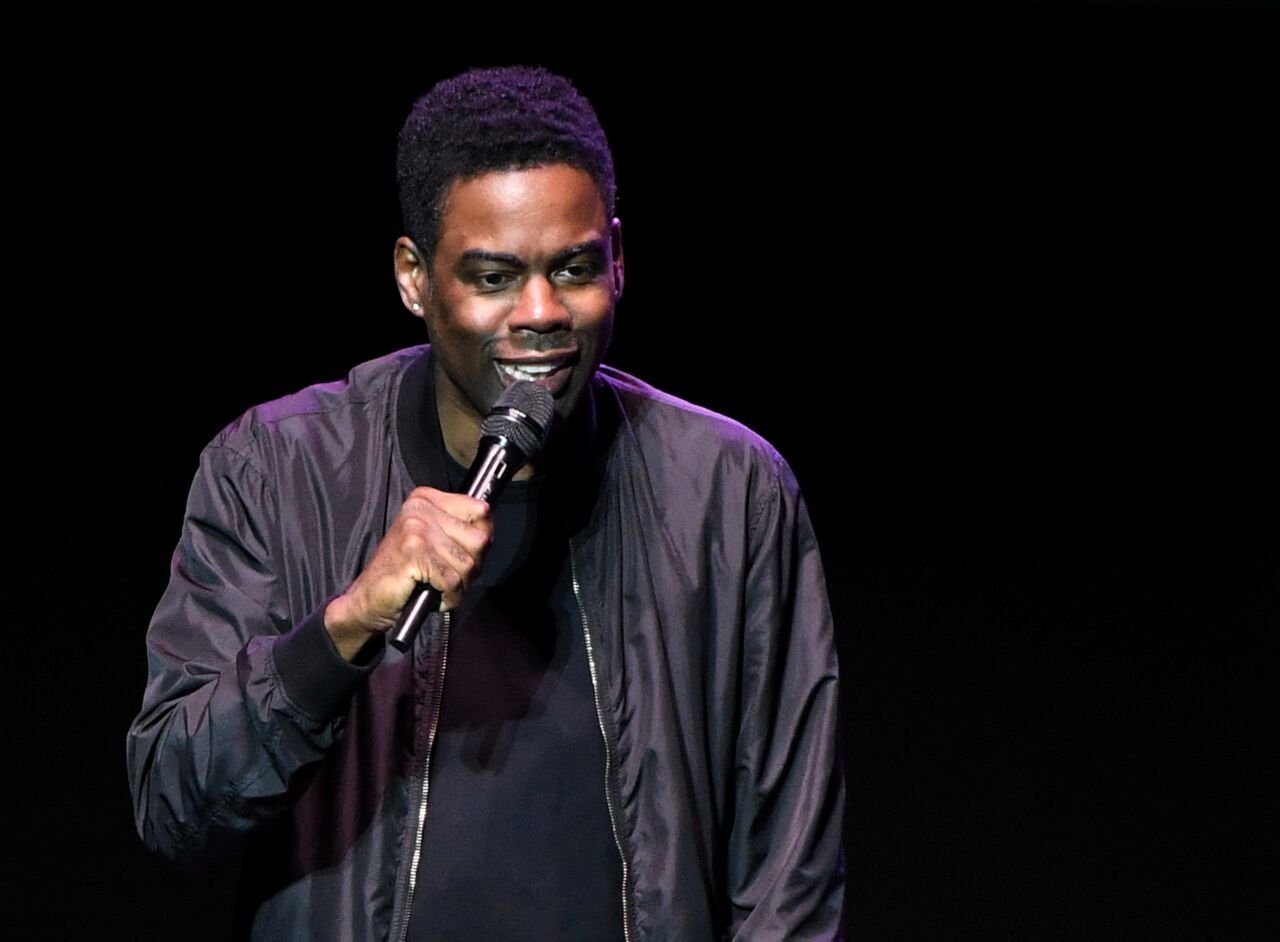 Chris Rock/ Source: Getty Images