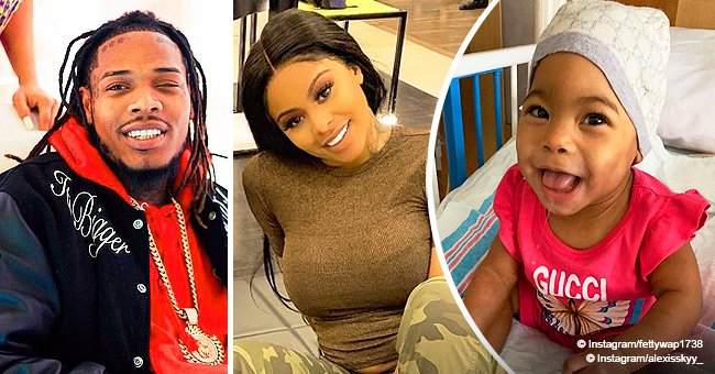 Alexis Skyy posts picture of daughter she shares with Fetty Wapp, gives update after brain surgery