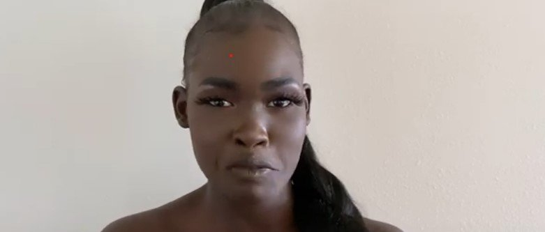 Tiktok star and influencer Jackie James shares beauty routine  | Photo: Youtube/ Bustle