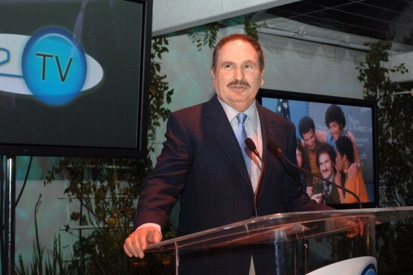 Gabe Kaplan during AOL In2TV Launch - Inside at Museum of Television | Photo: Getty Images