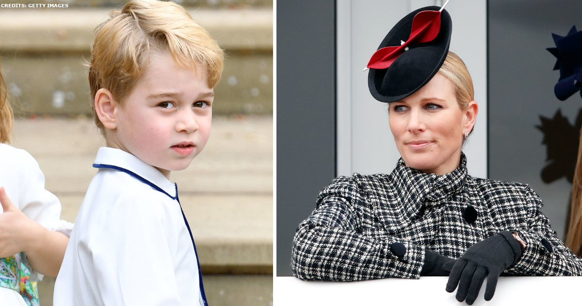 Meet Queen Elizabeth's Eldest Granddaughter Zara Who Is Also Prince George's Godmother