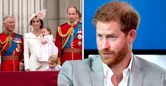 ET Online: Prince Harry's 'Truman Show' and 'Zoo' Comments Hurtful to Royal Family Members