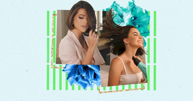 Tips & Tricks To Successfully Blow Drying Your Hair Like A Professional