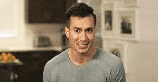 """A screenshot of Chris Conran from """"Bachelor in Paradise""""   Photo: youtube.com/Bachelor Nation on ABC"""