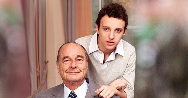 Décès de Jacques Chirac : qui est Martin, son unique petit-fils ?