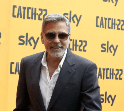 George Clooney attends 'Catch-22' Photocall, a Sky production, at The Space Moderno Cinema on May 13, 2019 in Rome, Italy. | Source: Getty Images