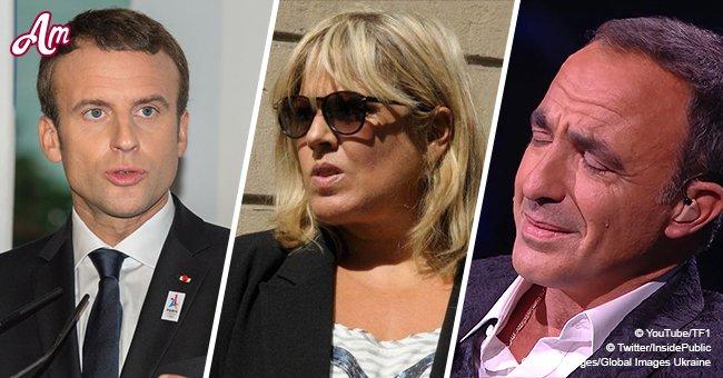 Emmanuel Macron attaqué par un célèbre ministre, Laurence Boccolini victime d'une terrible arnaque, Nikos Aliagas fond en larmes: Top de la journée