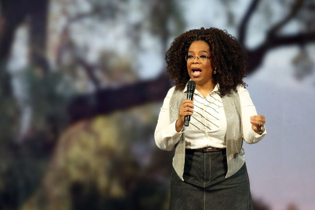 Oprah Winfrey / Source : Getty Images
