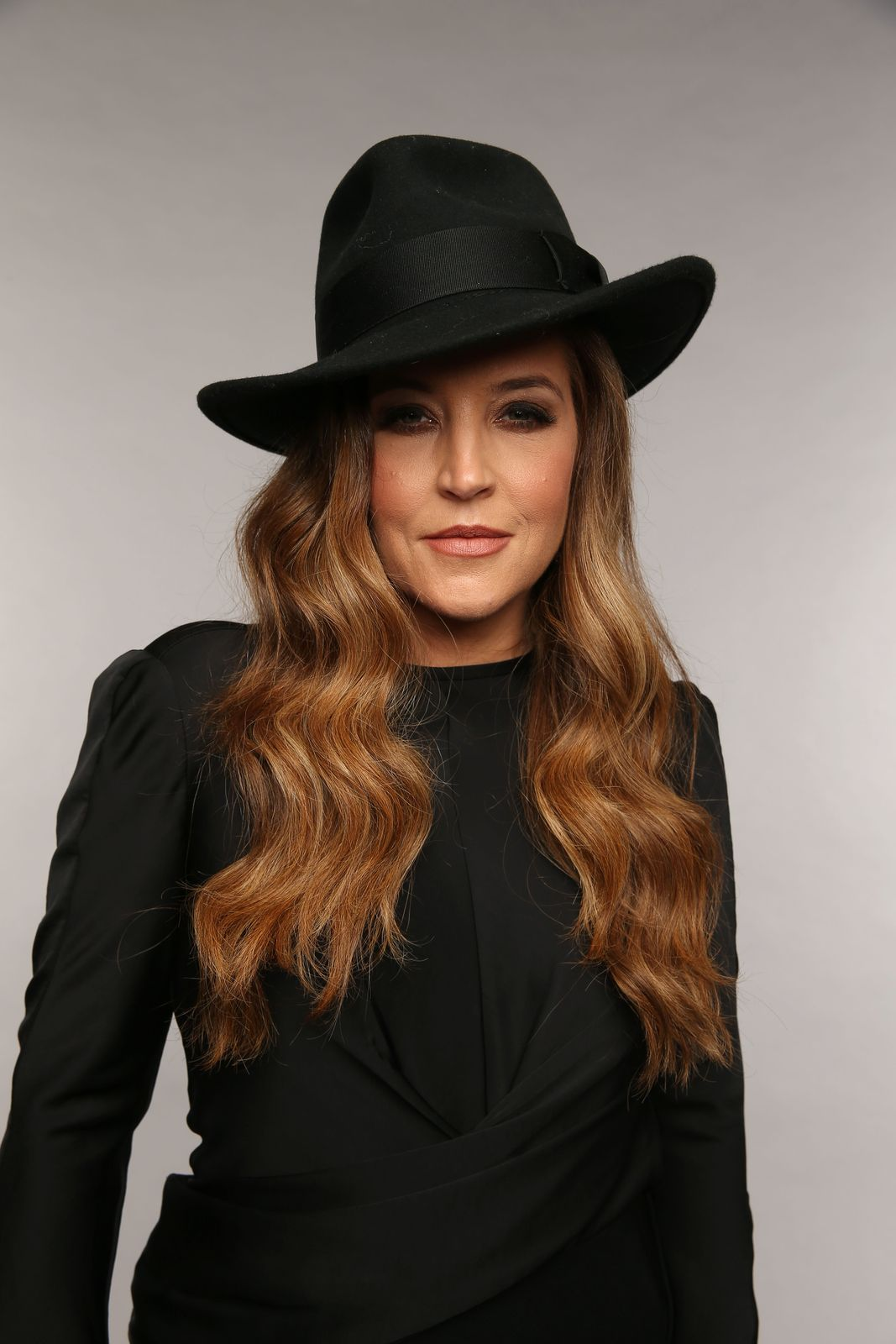 Lisa Marie Presley at the Wonderwall portrait studio during the CMT Music Awards on June 5, 2013, in Nashville, Tennessee | Photo: Christopher Polk/Getty Images