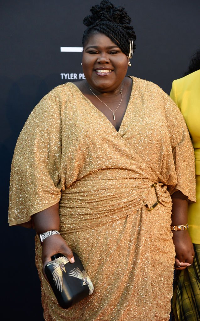 Gabourey Sidibe attends the Tyler Perry Studios grand opening gala on October 05, 2019 | Photo: Getty Images